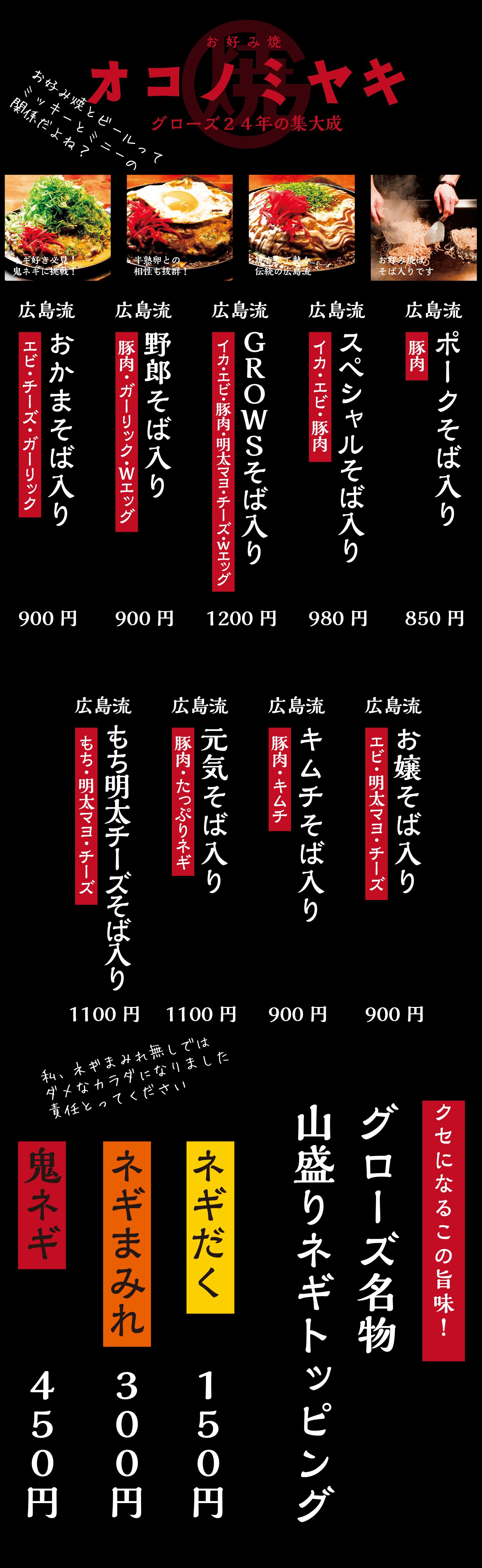 オコノミヤキ画像